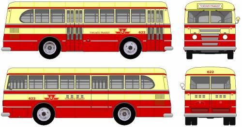 Ford 49B Bus (1944)