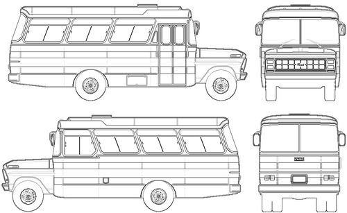Ford B350 (1975)