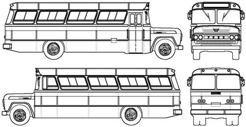 Ford B600 (1966)