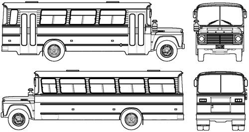 Ford B700 (1972)