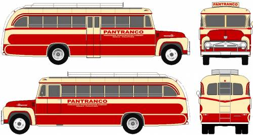 Ford F-700 Bus (1956)