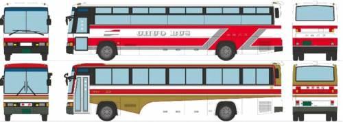 Hino Blue Ribbon Bus