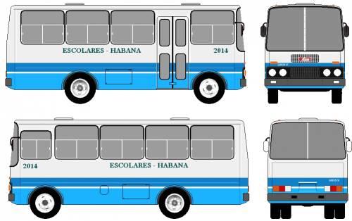 Hino Bus (1997)