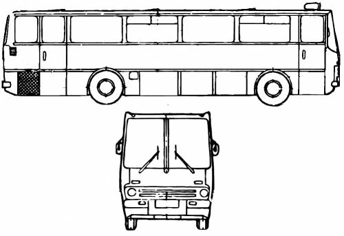 Ikarus 255 City Bus