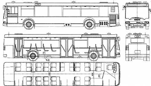 Ikarus 412.08 (2002)