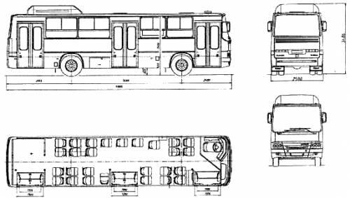 Ikarus C60