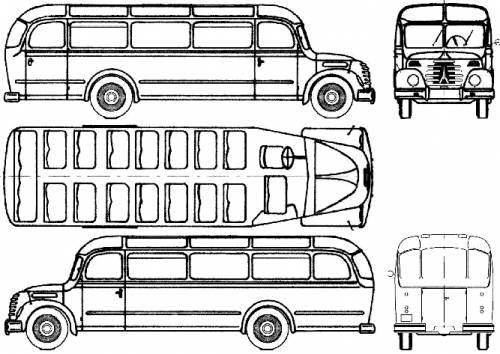 Magirus-Deutz O3500 (1951)