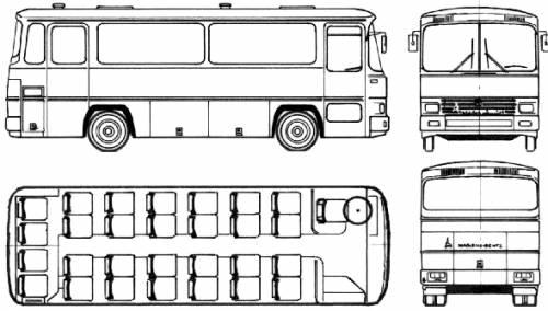 Magirus-Deutz Reiseomnibus (1981)