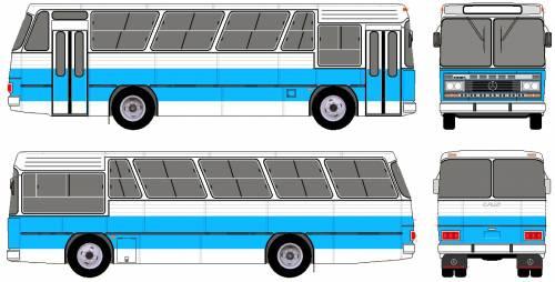 Mercedes-Benz Bus (1976)