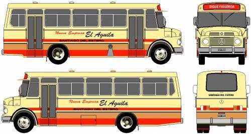 Mercedes-Benz L1114 Bus (1983)