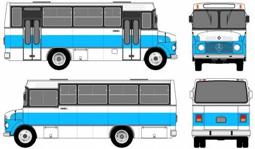 Mercedes-Benz L303 Bus (1981)