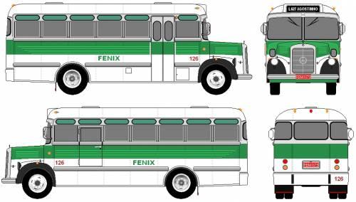 Mercedes-Benz Metropolitana Bus (1960)