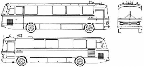 Mercedes-Benz O302 (1971)
