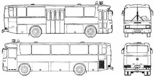 Mercedes-Benz O303 (1976)