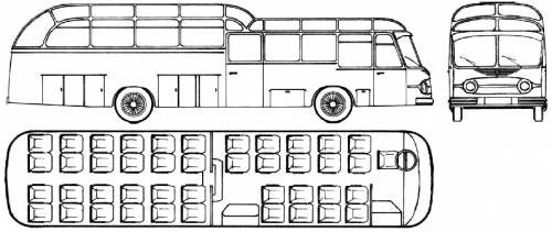 Neoplan 1.25-Decker (1957)