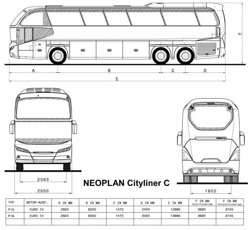 Neoplan Cityliner C