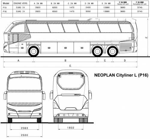 Neoplan Cityliner L P15