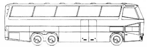Neoplan N 117 Spaceliner (1981)