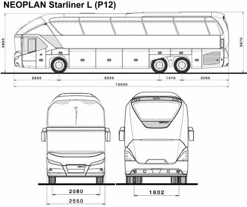 Neoplan Starliner L P12