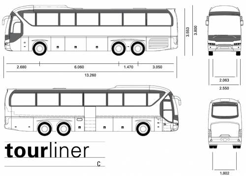 Neoplan Tourliner C