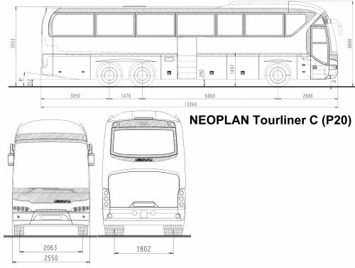 Neoplan Tourliner C P20