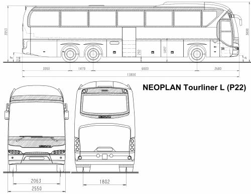 Neoplan Tourliner L P22
