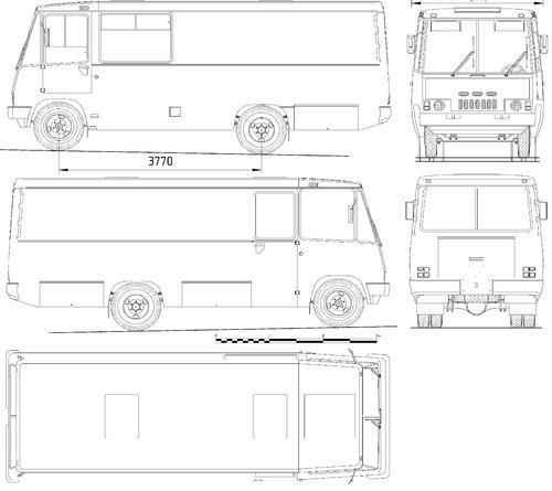 AB-3905 (GAZ-3307)