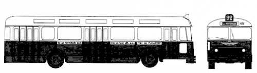 Bus Chausson APU (1954)