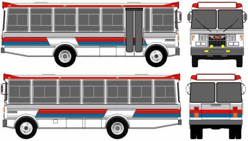 Cepeda Bus (1990)