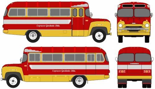 Chevrolet Bus (1962)