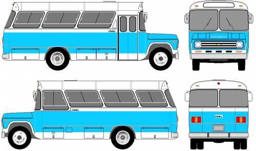 Chevrolet Bus (1976)