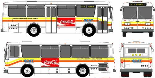 Detroit Diesel Orion I Bus (1989)