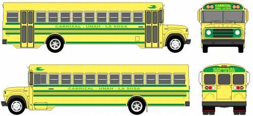 Dodge D600 Bus (1979)