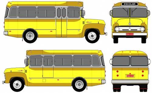 Metropolitana Bus (1961)