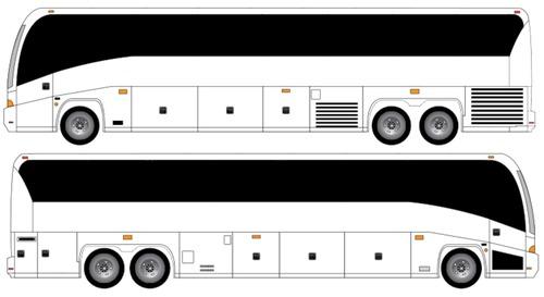 Motor Coach Industries MCI-E4500 (2003)