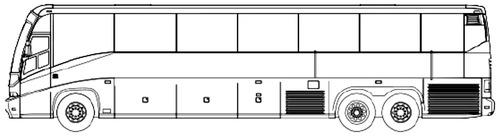 Motor Coach Industries MCI-E4500 (2014)