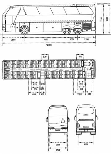 NEOPLAN Starliner N516 3SHD (2003)