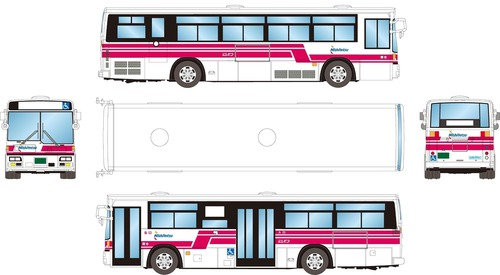 Nishi-Nippon Railroad General Route Bus