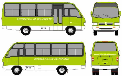 Nissan Bus (2002)