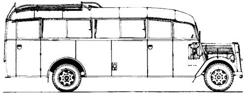 Opel Blitz Omnibus