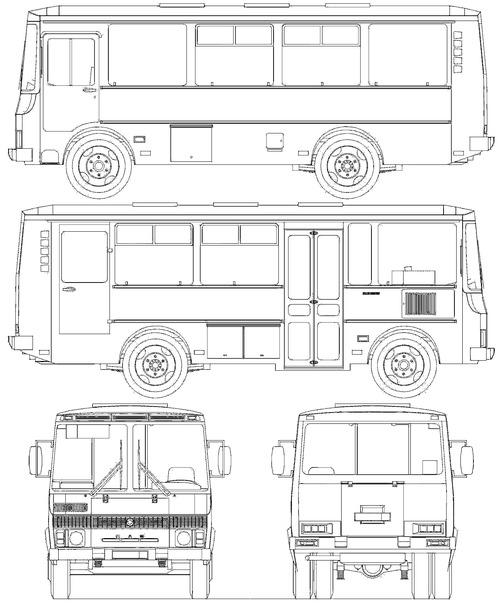PAZ-3205