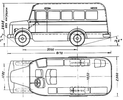 PAZ-651 (1957)