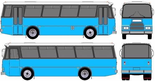Pegaso 5064 Bus (1980)