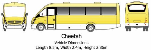 Plaxton Cheetah