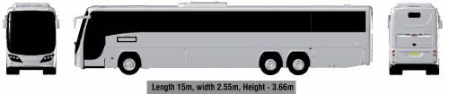 Plaxton Panther 15m