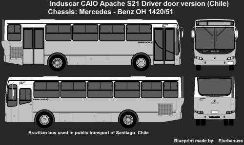 Public Transport Chile (1999-2006)