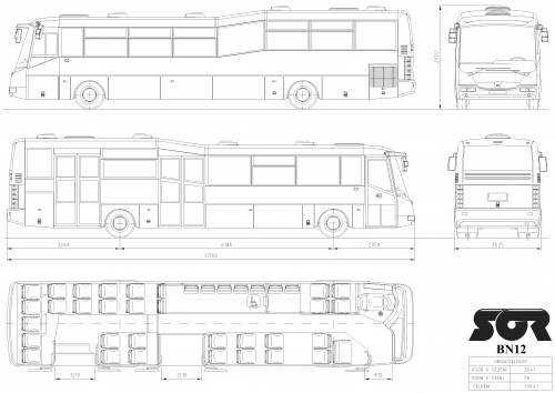 SOR BN 12 (3 doors)