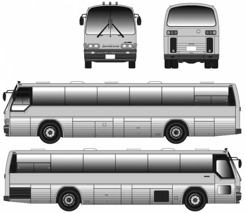 Ssangyong Bus SB33