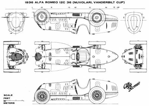 Alfa Romeo 12 C