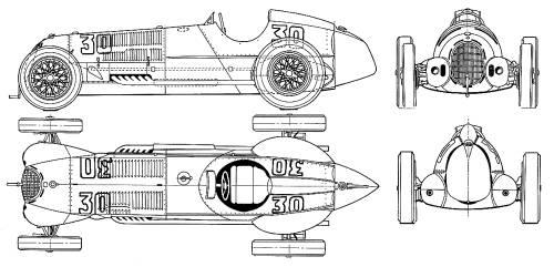Alfa Romeo 12 C 37